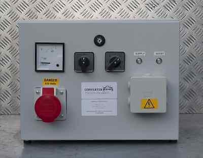 Static Converter 2.2KW - Single to 3 Three Phase 240v to 415v