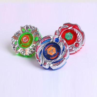 New Beyblade Metal Fusion Fight Master 6D System Top Rapidity Launcher Set