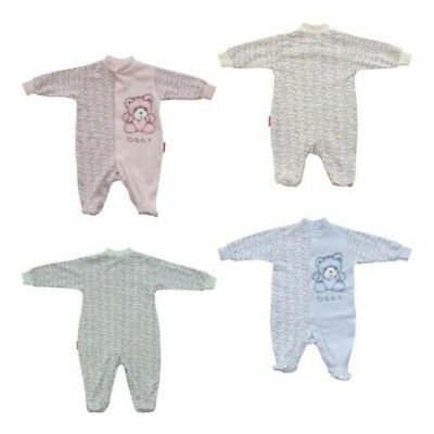 Baby Bodysuits Long Sleeved babymode Firstfruits Strampler clothing boys girls