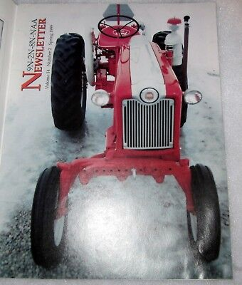 Ford Tractor Newsletter 9N-2N-8N-NAA 1999 541 Offset