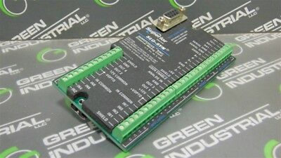 USED Superior Electric 226435-001 Slo-Syn Warpdrive External Wiring Card Rev. G