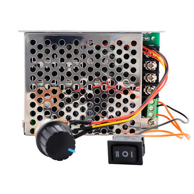 10-50V 40A PWM DC Motor Speed Control Controller CW CCW Reversible Driver TE535