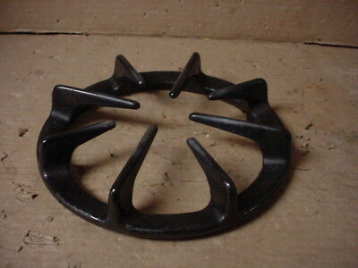 GE Cooktop Burner Grate w// some Wear//Staining Part # WB31T10006
