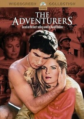 THE ADVENTURERS (1970, Candice Bergen, Charles Aznavour) - DVD - UK Compatible