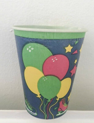 BRAND NEW  Ice Skating Party Paper Cups Pack of 18