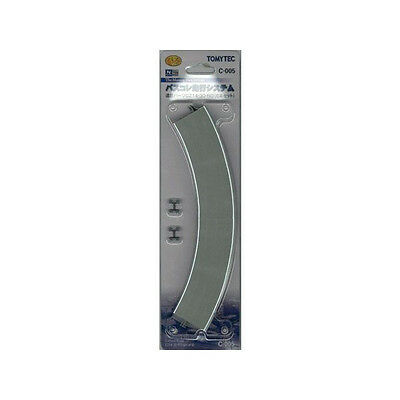 Tomytec N Scale C-005 Moving Bus System Curved Road Parts C214-30-RO 1/150
