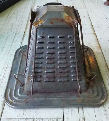 Antique Vintage Stove Top Camp Toaster