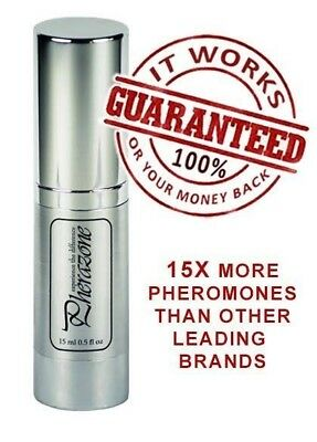 Men ULTRA CONCENTRATED Pherazone SCENTED Pheromone 108mg Spray Attract Women
