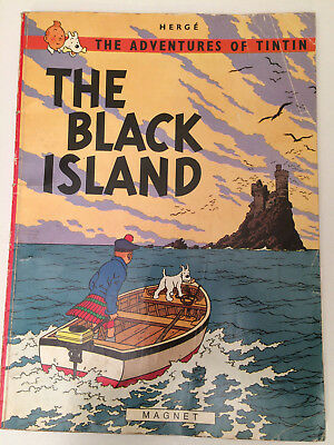 The Adventures of Tintin: Black Island by Herge Herge (Paperback, 1978)