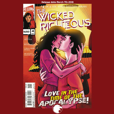 WICKED RIGHTEOUS #4 (OF 6) 1st Print (WK10.18)