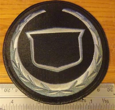 CADILLAC EMBLEM LOGO EMBROIDERED HAT JACKET IRON ON PATCH Auto Car NEW