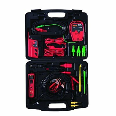 POWER PROBE III Master Combo Kit - Red PPKIT03S Includes Power Probe III with...