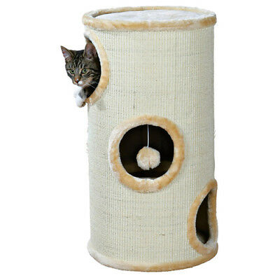 Trixie Cat Tower beige, 36 x 70 cm, UVP 69,99 EUR, NEU