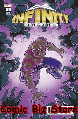Infinity Countdown #1 (Of 5) (2018) 1St Print Scarce 1:25 Derrington Variant