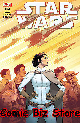 Star Wars #44 (2018) 1St Printing Bagged & Boarded Marvel Comics