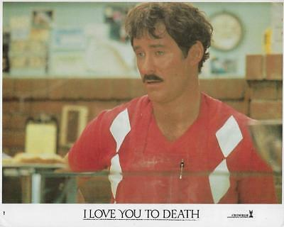 "W Hurt ""I Love You To Death"" Vintage Movie Still"