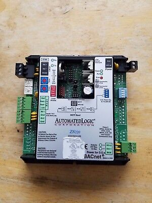 Alc Automated Logic Zn220 Bacnet Programmable Controller
