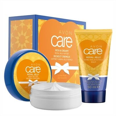 Avon Care Royal Jelly Gift set - boxed & sealed