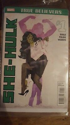 She hulk comic #1