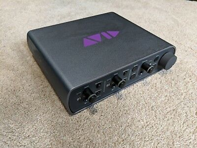 Avid Mbox 3 Usb Audio Midi Interface Hardware Only 159 00