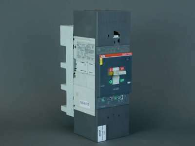 ABB 3-Pole Circuit Breaker with Wohner Busbar Adapter TMAX T4H-250