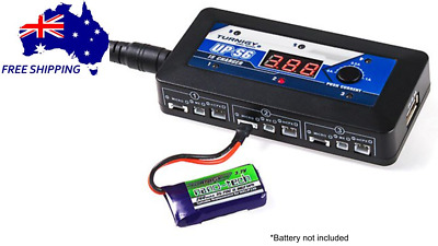 Turnigy UP-S6 Lipo/LIHV Smart Charger for 1S Batteries Lithium 5V RC Heli Drone