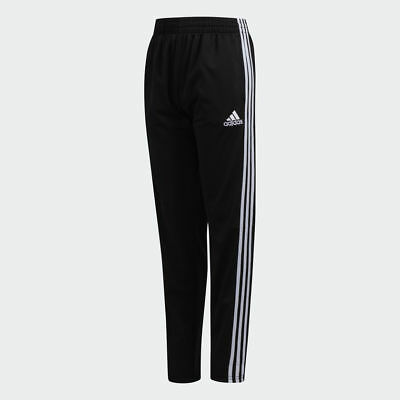 New Adidas Boys Track Trainer Soccer Pants Large 14/16 Ak5530