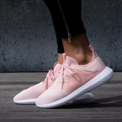 ca0a61d6686d adidas Originals Tubular Viral 2.0 BY2122 women athletic shoes Ice Pink   white