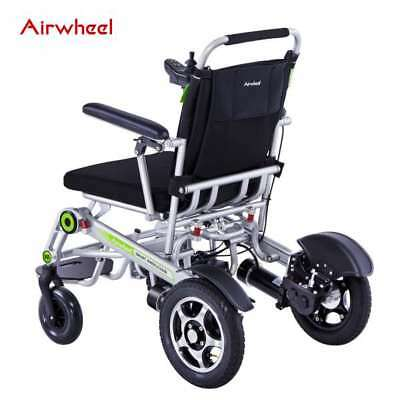 """Auto-Folding Electric Wheelchair Airwheel """"H3S""""  With App-Intelligent Control"""