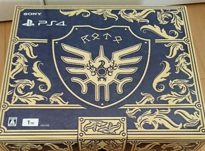 NEW PlayStation 4 Console Dragon Quest Loto Edition 1TB Sony PS4 F/S