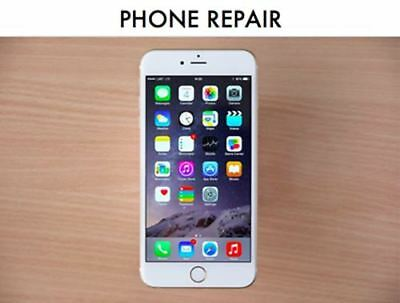 Apple iPhone 6 + Plus  Cracked LCD Digitizer Glass Screen Mail In REPAIR SERVICE