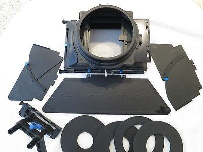 Redrock Micro MatteBox Bundle with Flag Kit and Donuts
