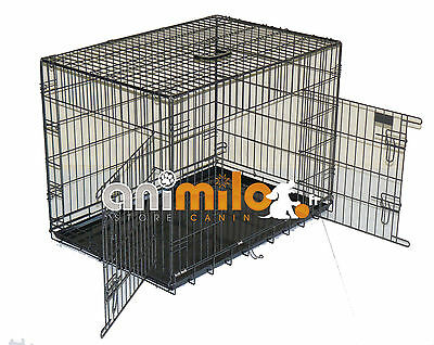 Cage Metal Extra T5 pour chien
