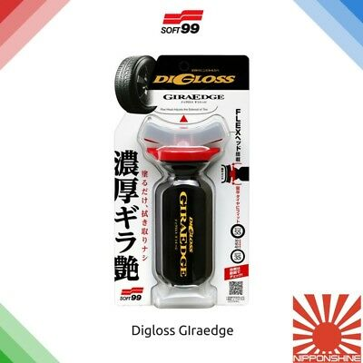 Soft99 Digloss Giraedge tyre dressing fast delivery NO IMPORT DUTY EU JDM
