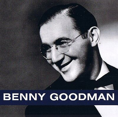 Benny Goodman 15 TRACKS COLLECTION JAZZ CD Fox Music New & Original Packaging