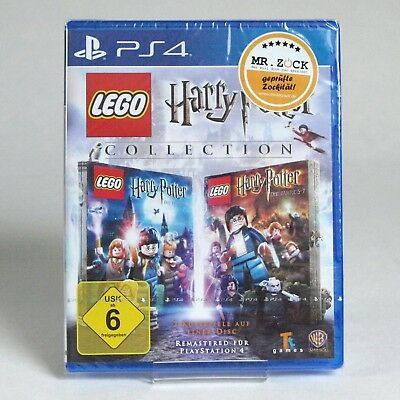 LEGO Harry Potter Collection - Jahre 1-7 - Remastered - PS4 *nagelneu*