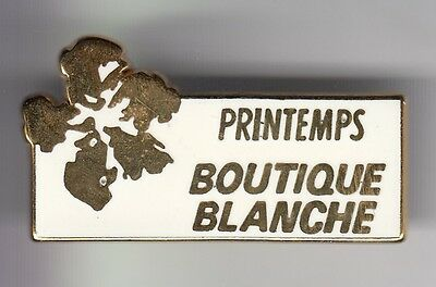 Rare Pins Pin's .. Beaute Parfum Mode Luxe Magasin Shop Le Printemps Paris 75~C8