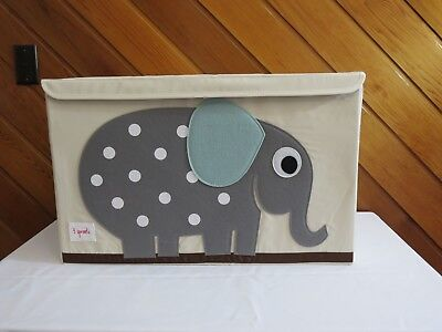 Toy Chest Storage Box I Trunks For Keeping Children's Toys