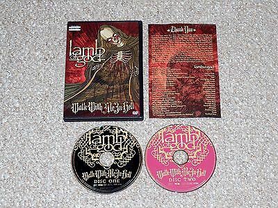 Lamb of God - Walk With Me In Hell DVD 2008 Complete