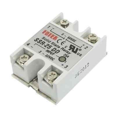 SSR25DD DC-DC Solid State Relay for Heated Bed Heater - SSR