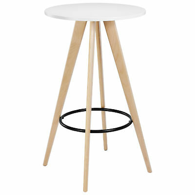 NEW White Jazz Bar Table Temple & Webster