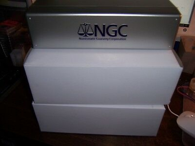 (Lot Of 4) Ngc-Official Boxes-Holds 20@ Slabbed Ngc Coins-Protect Your Ngc Coins