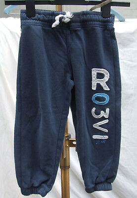 Lovelu LOGG Kids Girls Navy Blue Track Suit Bottom Girl Age 4-5 Years old