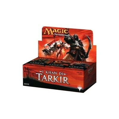 Magic the Gathering - Khans of Tarkir- Box 36 buste Italiano