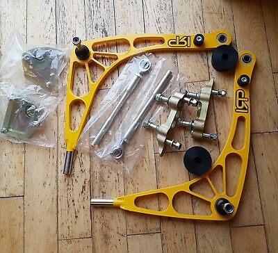 BMW E46 IRP Front Suspension Kit Full Angle Lock Kit Drift Drifting