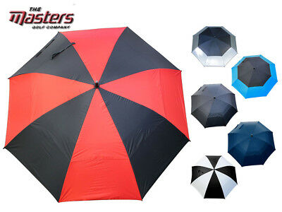 *brand New* Masters - Tourdri Gr 32 Inch Uv Golf Umbrella - Multiple Colours