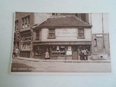 LONDON, The Old Curiosity Shop, 14 Portsmouth Street - Unposted - §A1962