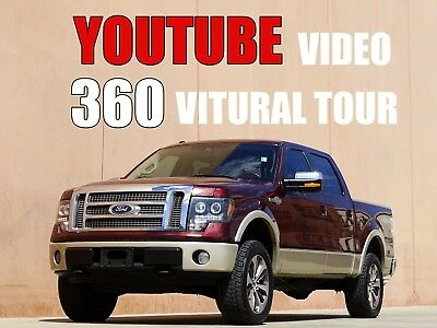 2010 Ford F-150 King Ranch Crew Cab Pickup 4-Door 2010 FORD F-150 KING RANCH CREW CAB! 4X4! ACCIDENT FREE! READY TO GO! XTRA CLEAN