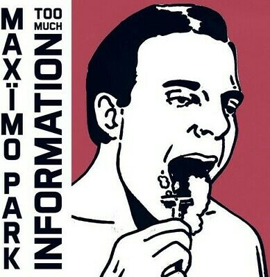 Too Much Information - Maximo Park (2014, CD NUOVO)