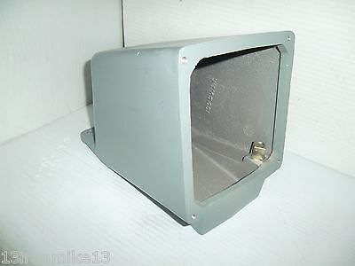 "HUBBELL BB1002W 100-Amp PIN&SLEEVE RECEPTACLE BACK BOX 100A/125A 2"" NPT"